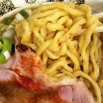 89332992 - 中太ちぢれ麺