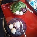 山田餅 - 料理写真: