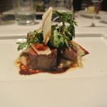 リストランテ カノフィーロ - 平取産短角牛サーロインのグリーリア