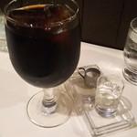 ブロンデイ - アイスコーヒー