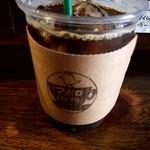 アポロ - アイスコーヒー:350円