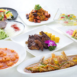中国料理 桃源 - 料理写真:【6~8月】夏の宴会プラン