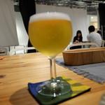 もうひとつのダイドコロ - コエドのランチビール(350円)