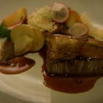 89339594 - フィレ肉のステーキ