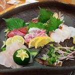 福島壱麺 - 造り盛