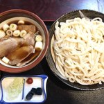 ふじや - 料理写真:肉汁うどん