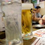 一軒め酒場 - レモンハイ&生