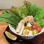 麺398-1 - 冷たい麺980円