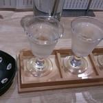 浅野日本酒店 KYOTO - 日本酒飲み比べセット