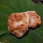 瑞雪 - フカヒレ入り魚介の包み焼き