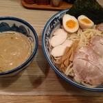 GAKU - 特製つけ麺\1000(18-07)