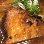 ラーメン 西ちゃん - 角煮の様なチャーシュー