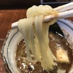麺処 井の庄 - つけ麺  リフト