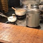 麺処 井の庄 - 店内写真