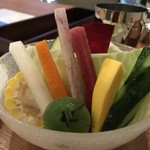 89351928 - フレッシュな厳選産直野菜