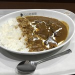 CoCo壱番屋 EXPASA多賀店  - 限定メニューの近江牛カレー