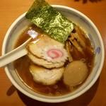 たけちゃんにぼしらーめん - 料理写真:「スペシャルらーめん」(970円)