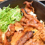 カルビ丼とスン豆腐専門店 韓丼  - カルビ丼