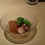 のど黒屋 - 蛸の柔らか煮