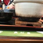 美ね吉 - 鍋焼きうどんの土鍋