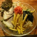 ラーメン麺長 - 冷麺