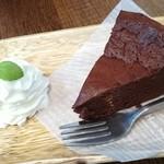 Yummy Mammy - 濃厚チョコのガトーショコラ