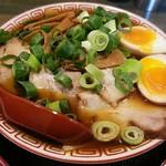 中華そば 麺屋 7.5Hz - 【中華そば 中 + 味付たまご】¥730 + ¥100