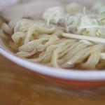 中華そば 琴の - 麺