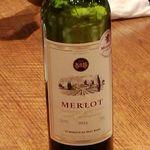 89358792 - 赤ワイン(メルロー)