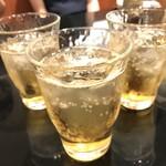 きらら - 乾杯