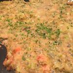 もんじゃ焼き とがし - 料理写真: