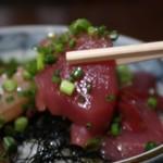 魚とら - 漬け丼1000円