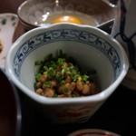 魚とら - 納豆