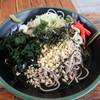 信州蕎麦処 しなの - 料理写真:冷やし皿そば