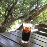 木の実 - アイスコーヒー
