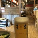 鳥良商店 - 生ビール