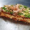 平の家 - 料理写真:府中焼き(辛麺)