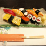 寿司割烹 おくの - 料理写真:宴