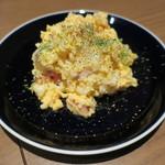 uchi - スクランブルエッグのポテトサラダ