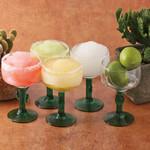 メキシカンバーロスカボス - フローズンマルガリータをピーチ・ストロベリー・キウイ・マンゴーで味付け!!女性に大人気の1品です。