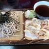 そば処 寿々喜 - 料理写真:山形げそ天ざる