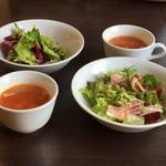農園レストラン伊左衛門 - 料理写真: