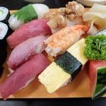 だいご寿司 - 料理写真:ランチ:握り