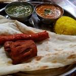 インド・ネパール料理 キルパ - 料理写真:キルパセット