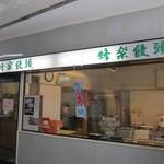 Hourakumanjuu - 西新商店街にある回転焼きのお店です