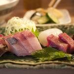 保広 - 料理写真:刺身定食
