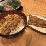89372137 - うな丼&蒲焼