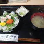 輪島 海幸 - 料理写真:今回食べたもの