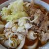 手打うどん 山椒 - 料理写真:肉うどん
