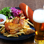 WEEKEND BEER LUNCH PLATE お休みの限定!ビールランチプレート!